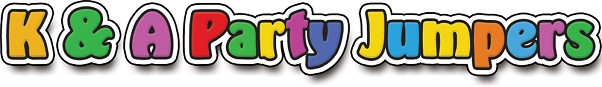 Inflatable Bouncers, inflatable jumpers, party slides, party jumpers, pinatas logo